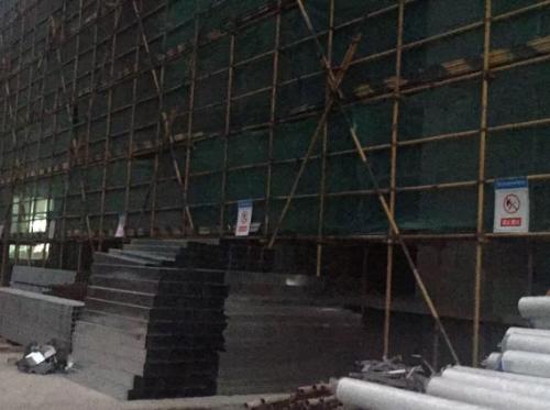 佛山天玑国际电缆桥架进场