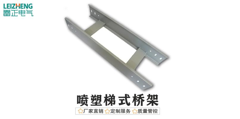 喷塑梯式桥架