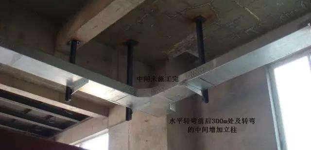 立柱焊接成品