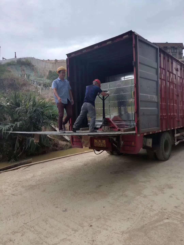 广州实地蔷薇花园电缆桥架供货