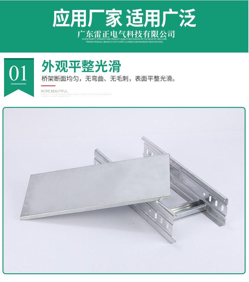 大跨距梯式桥架图片