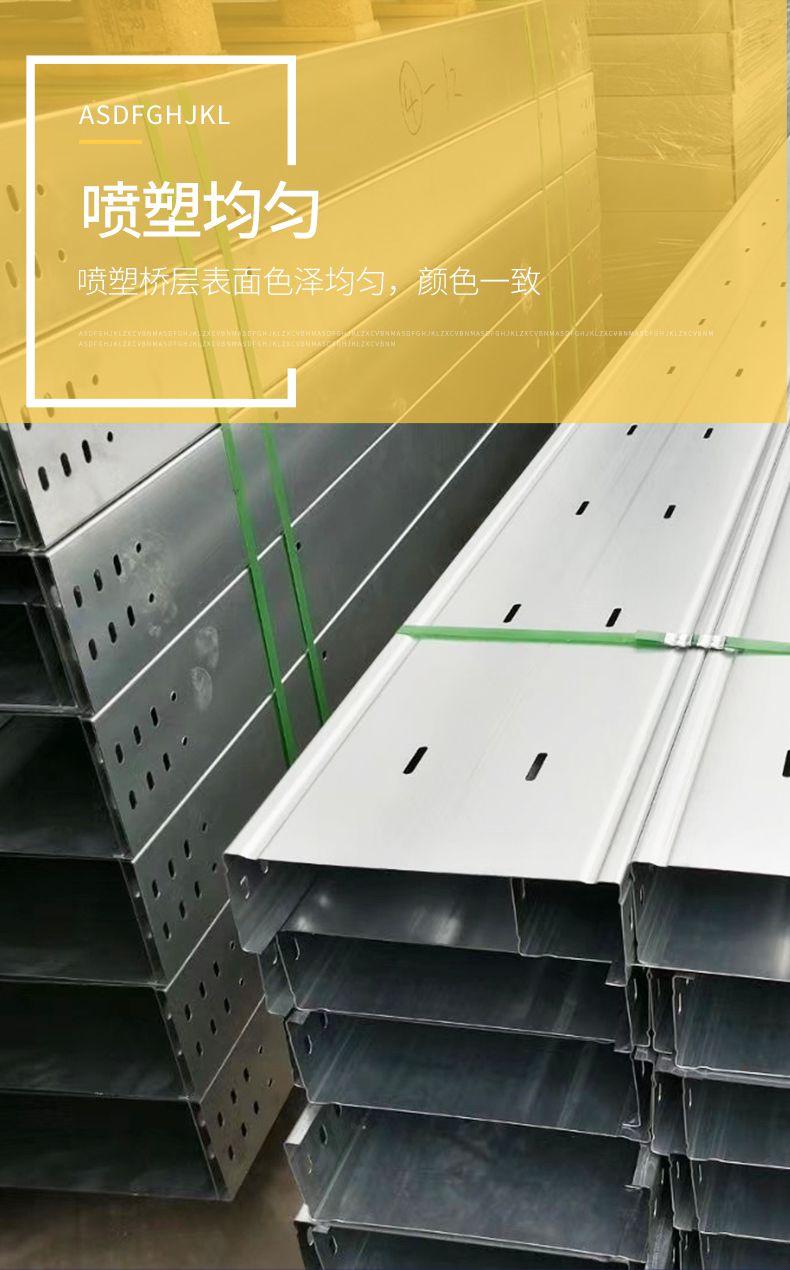 大跨距电缆桥架图片4