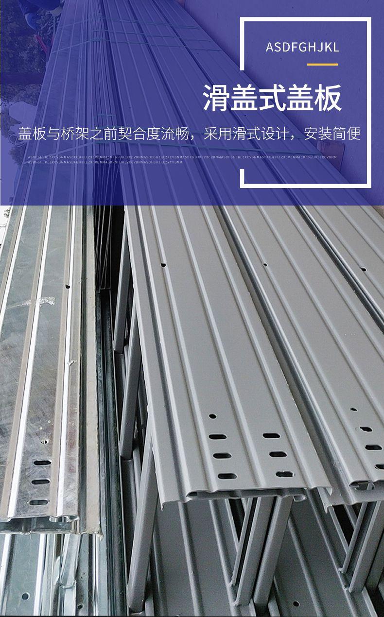 大跨距电缆桥架图片1