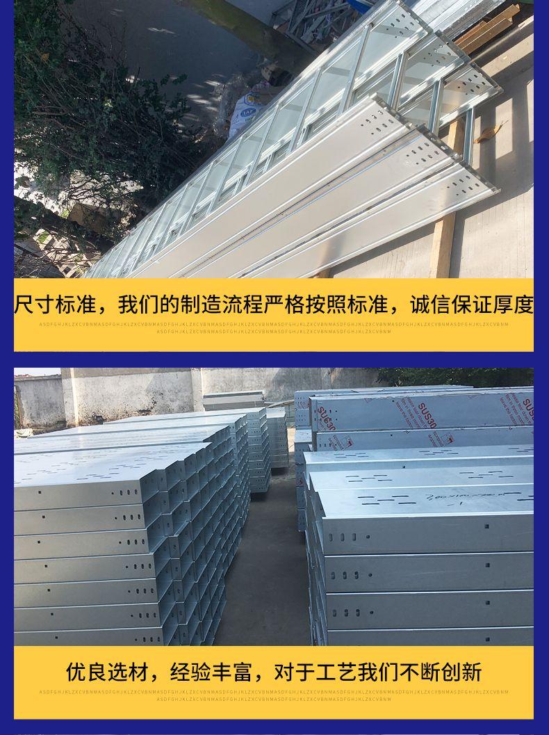 大跨距电缆桥架图片5