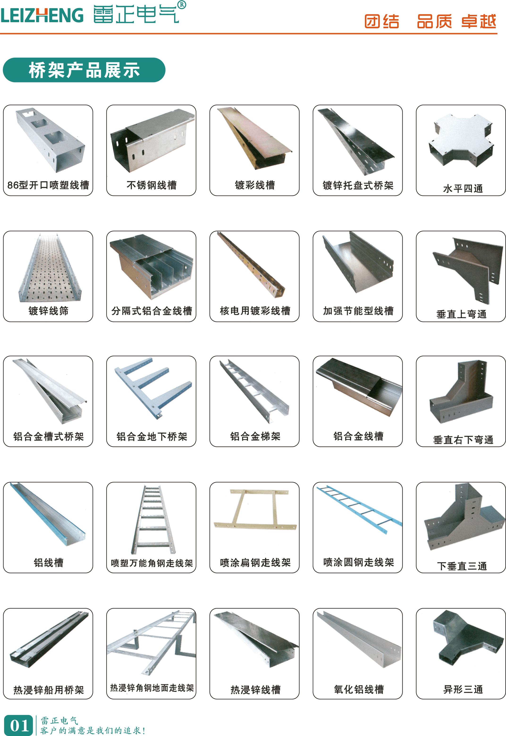 金属线槽种类图片