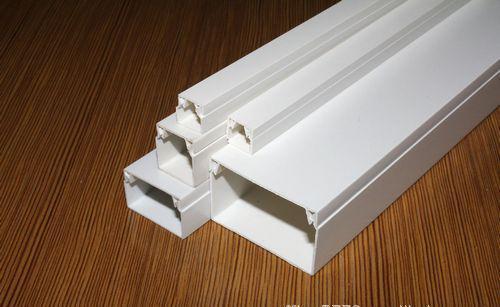 PVC线槽种类图片